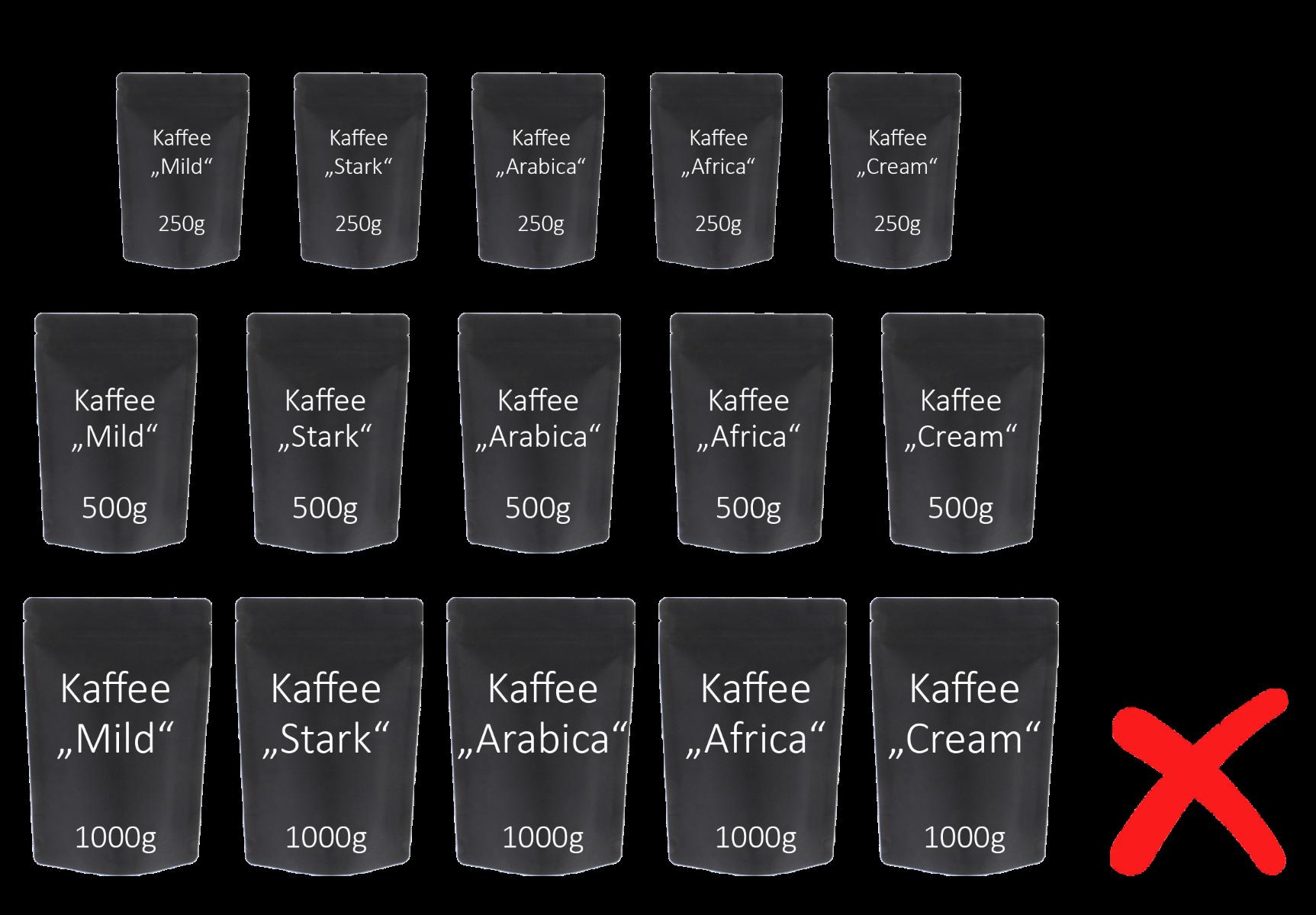 Kaffeebeutel